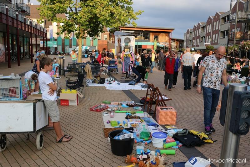 Kinderrommelmarkt in Westervoort