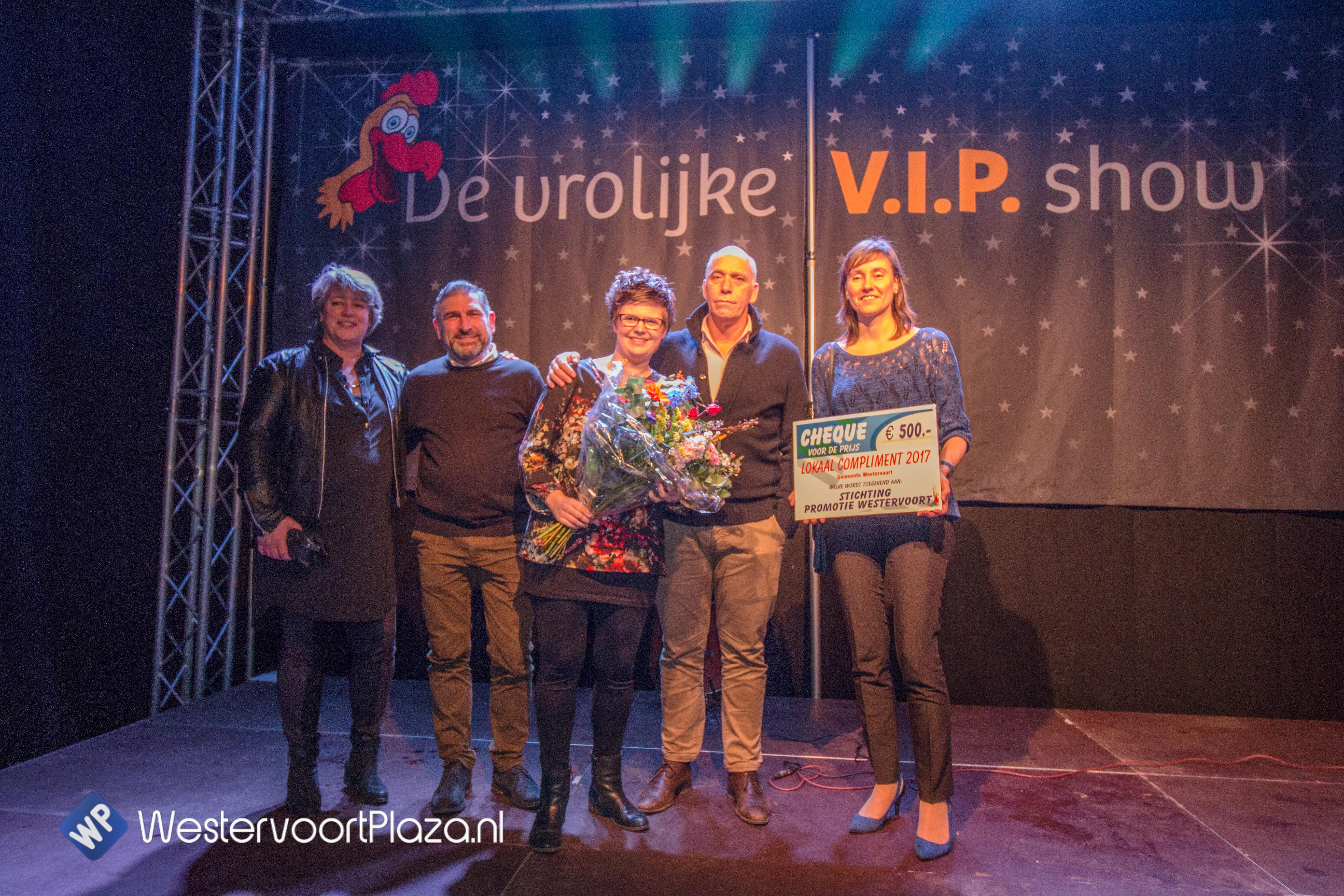 Lokaal compliment voor Stichting promotie Westervoort