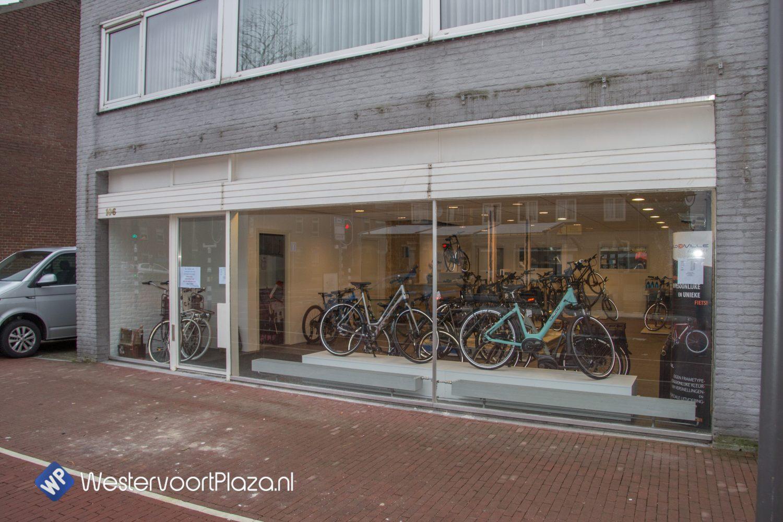 Inbraak bij nieuwe fietsenzaak Good Rides