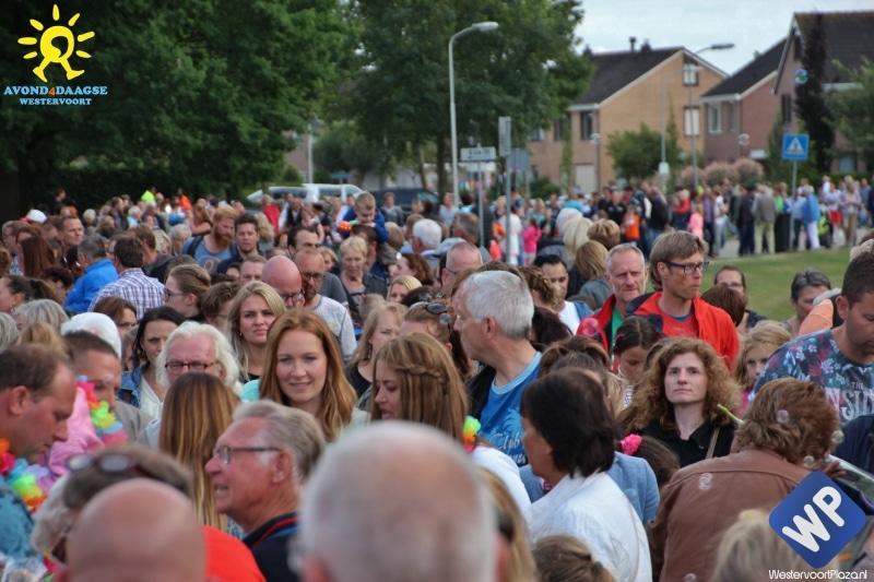 Eerste lustrum van de Avond4daagse in Westervoort!