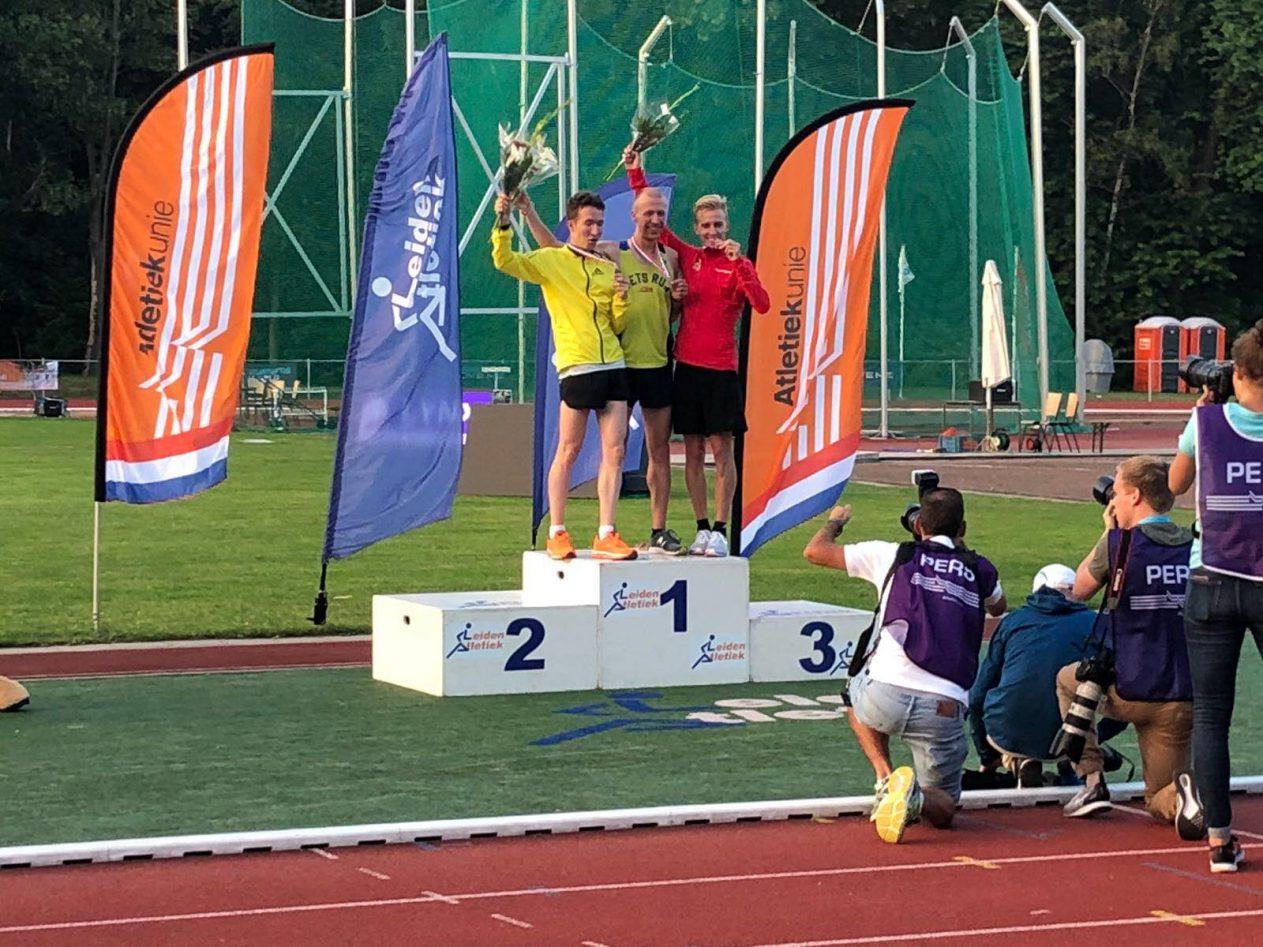 Frank Futselaar derde op NK 10 km atletiek