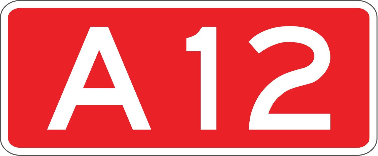 A12- A50 weer open