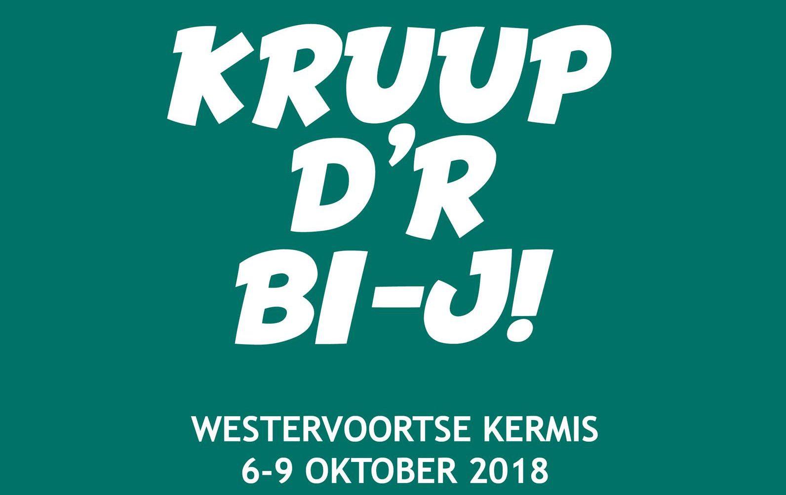 Nieuwe leus Pelle voor Westervoortse Kermis: 'Kruup d'r bi-j!'