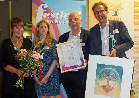 RSD-project Grenzen bewegen wint Internationale Prijs 2018