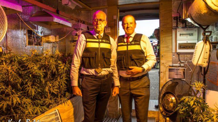 Meer slagkracht in de aanpak van ondermijnende criminaliteit