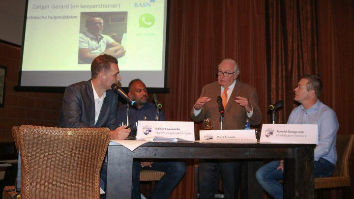 BASN Sportcafé met Mart Smeets groot succes!