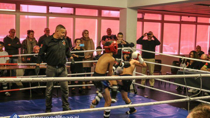 """Geslaagde 2e editie kickbox event """"House of Champions"""" bij Sportcentre Westervoort"""