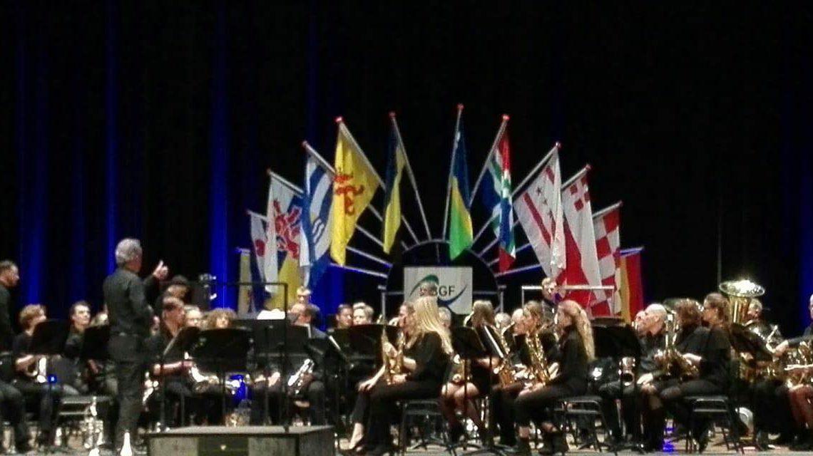 Fanfare OBK Westervoort eerste prijs bij concertconcours in Zutphen