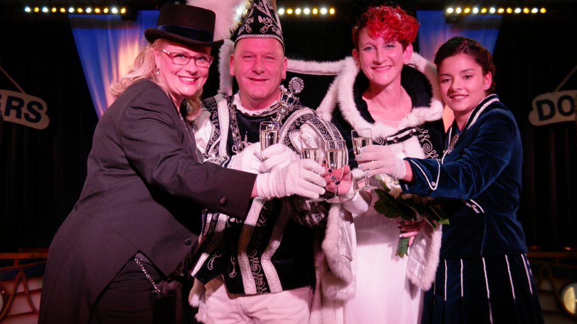 Eric en Cynthia Degen nieuwe Prinsenpaar bij De Dolbotters!