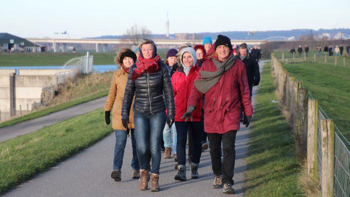 Start het nieuwe jaar fris met de Nieuwjaarswandeling door Westervoort.