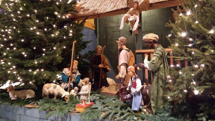 Kerstviering in de St. Werenfriduskerk