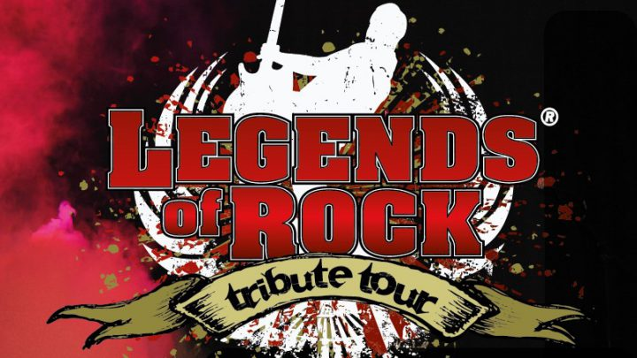 LEGENDS of ROCK Tribute Festival in Zalencentrum Wieleman