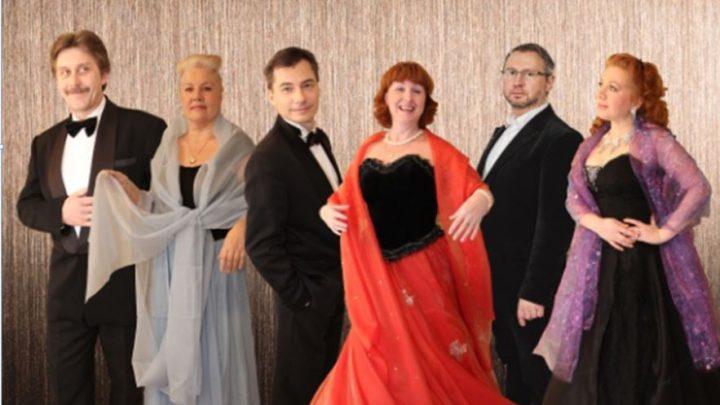 Neva-ensemble uit Sint Petersburg in de St. Werenfriduskerk.