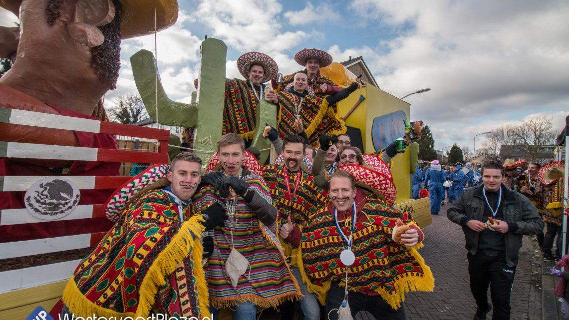 Carnavalsoptocht Westervoort