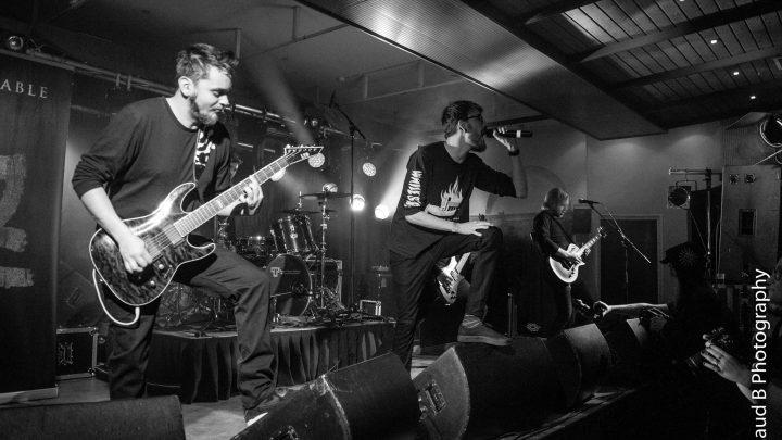 Succesvolle derde editie van Metalfestival no sleep till Wieleman