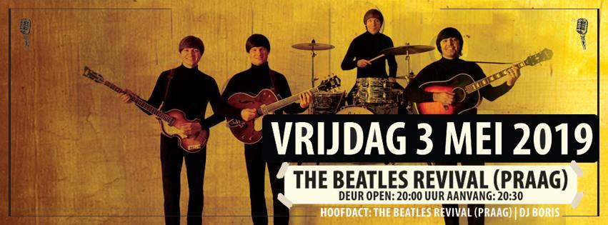 The Beatles Revival komt naar Westervoort
