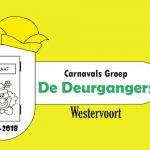 """Nieuwe carnavalsgroep """"De Deurgangers"""" in Westervoort"""