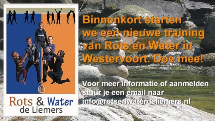 Rots & Water de Liemers start weer met weerbaarheidstraining voor jongens en meisjes.