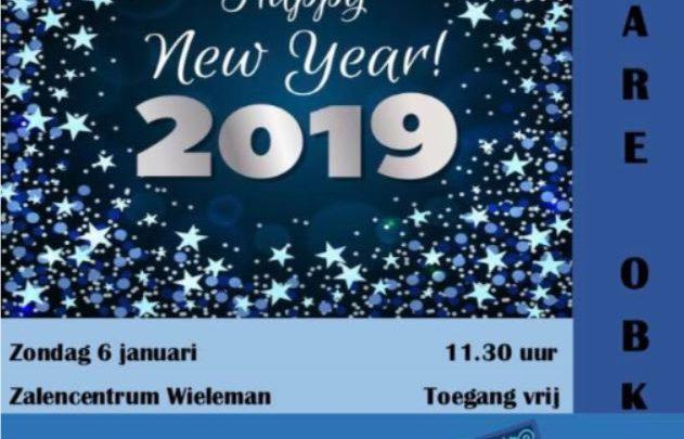 Nieuwjaarsconcert Fanfare OBK