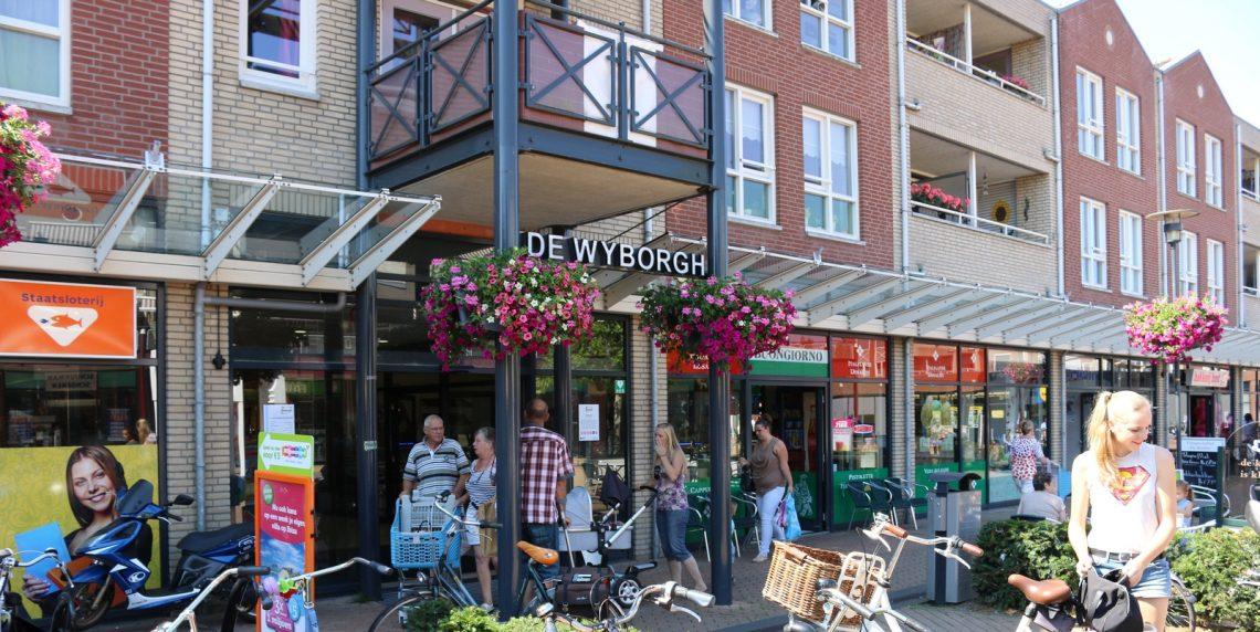 Gehandicaptenraad wil bankjes in de passage van de Wyborgh