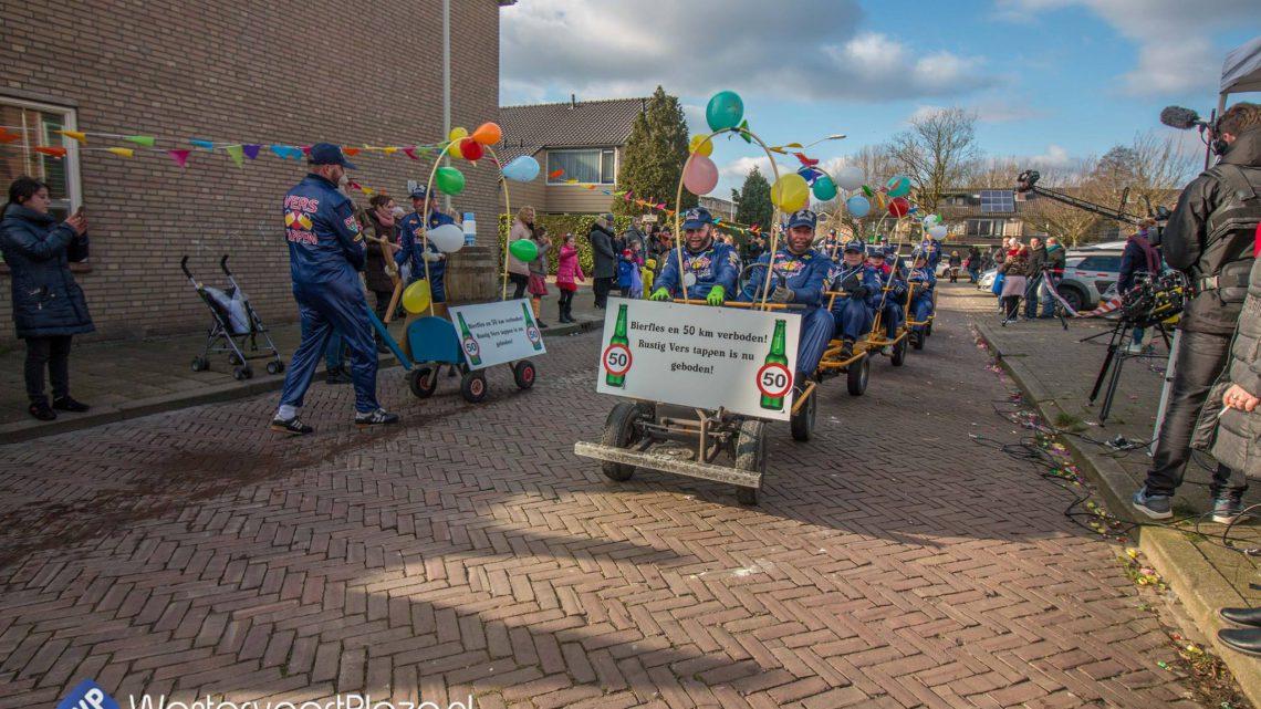 Carnavalsoptocht Westervoort 'nieuwe stijl' !