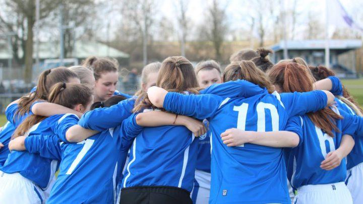 Sportclub Westervoort gaat 100% voor het meiden- en vrouwenvoetbal