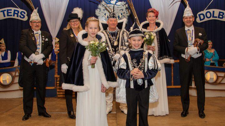 Kom feesten met Jeugdprins Thimon en Jeugdprinses Danique!