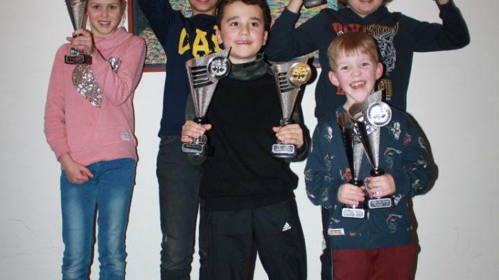 Uitslagen 35e SchoolSchaakToernooi Westervoort
