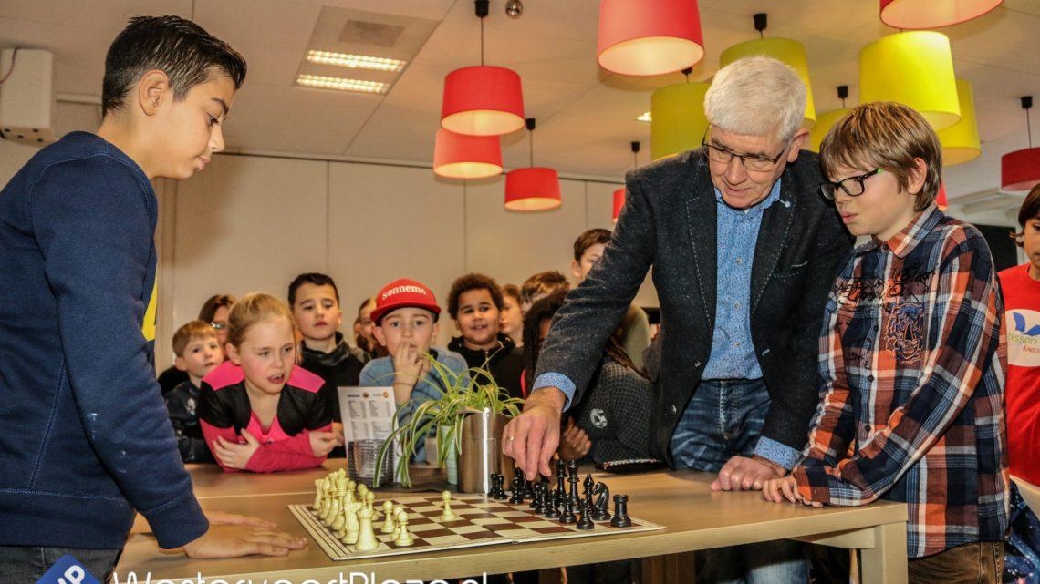 Succesvolle 35e editie van het schoolschaak toernooi