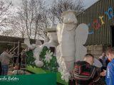 Drukbezochte kiekdag in de Carnavalsloods