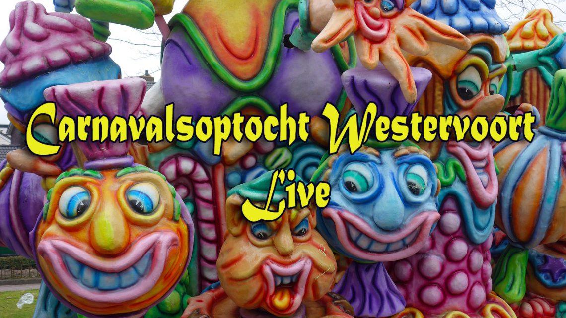 Carnavalsoptocht Westervoort Live