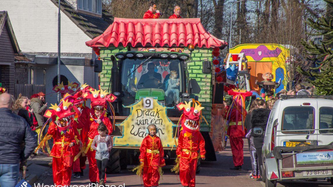 Samenvatting carnavalsoptocht Westervoort