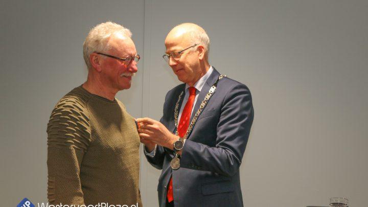 Koninklijke Onderscheiding voor Harry Wanders