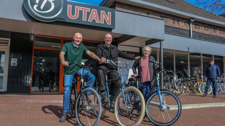 Butan Tweewielers de nieuwe fietsenzaak in Westervoort