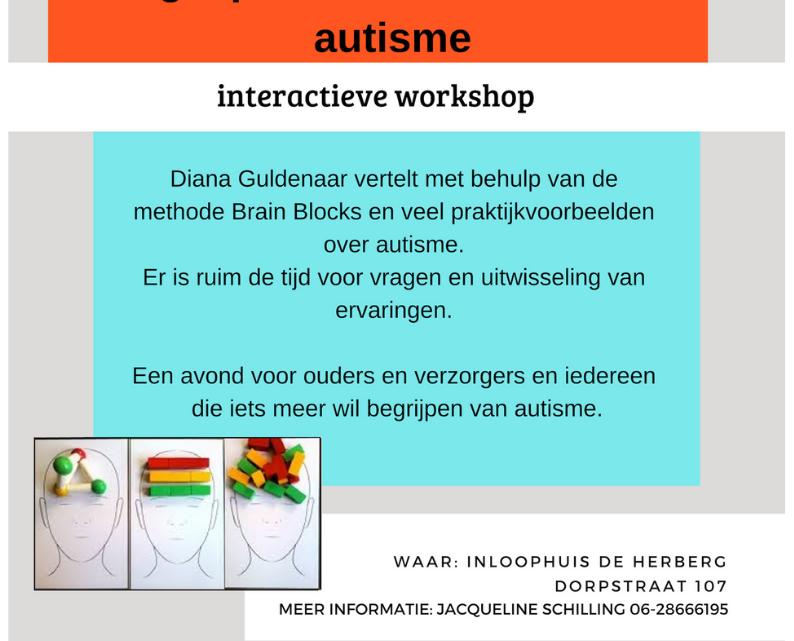 In gesprek over kinderen met autisme