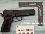 26-jarige man aangehouden voor wapenbezit