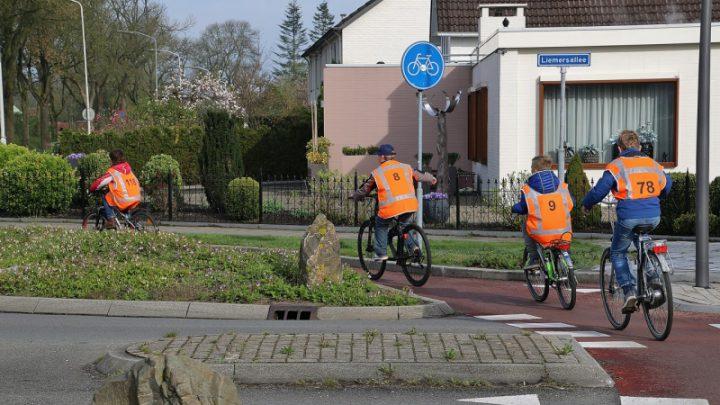 Praktisch Verkeersexamen op de fiets