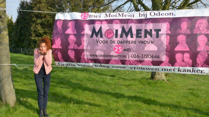 Schoonheidssalon Odeon laat vrouwen met kanker weer stralen!