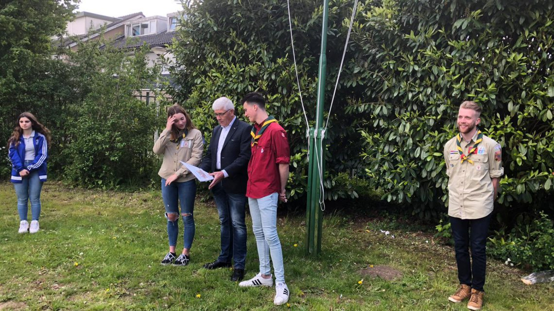St. Jorisgroep ontvangt 450 euro van Brimata