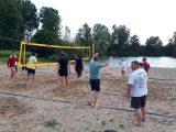 Beachvolleybal Clinics bij Actief '81