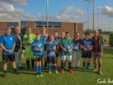 Nieuwe trainingspakken voor het G-jeugd team van Sc. Westervoort