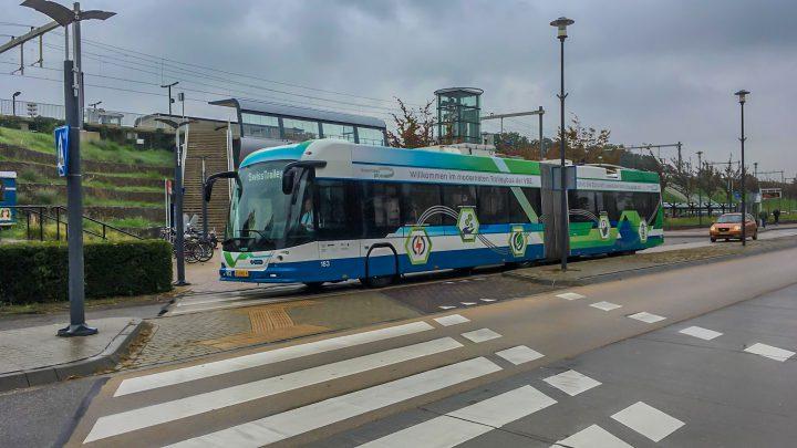 Trolleybus 2.0 door de Liemers