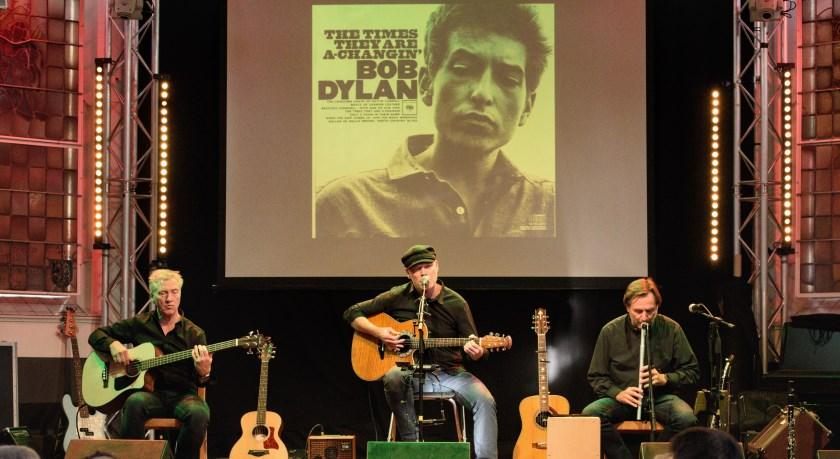 60s Dylan tribuut concert in de Nieuwhof!
