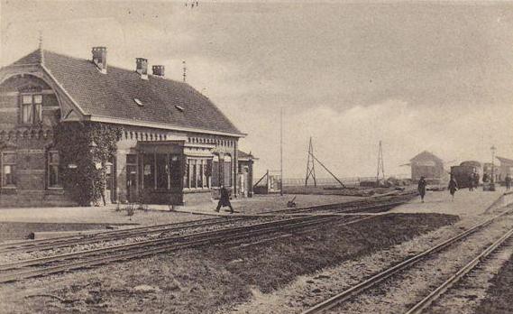 De Spoorweggeschiedenis van Westervoort sinds 1856