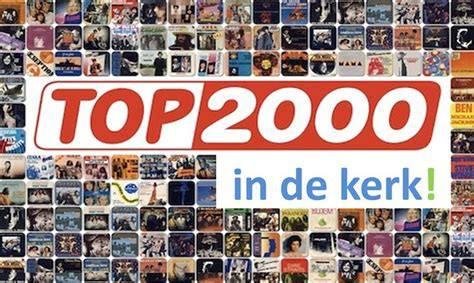 Vijfde Top2000-Kerkdienst in de Historische dorpskerk, Werenfriedkerk.