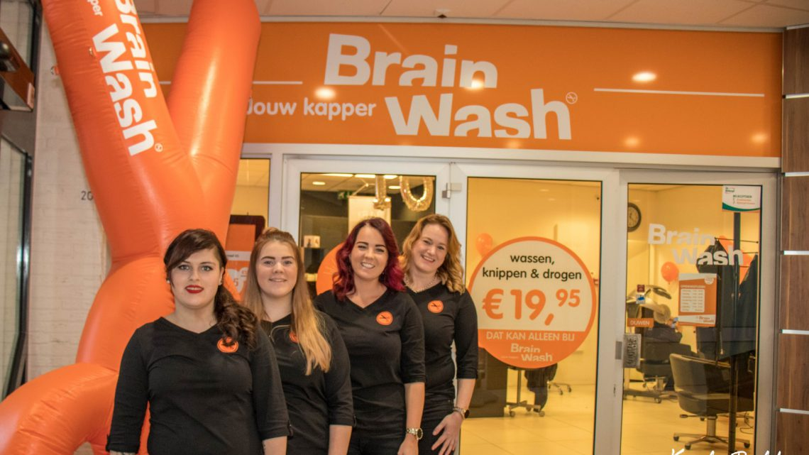 10 jaar Brainwash in Westervoort