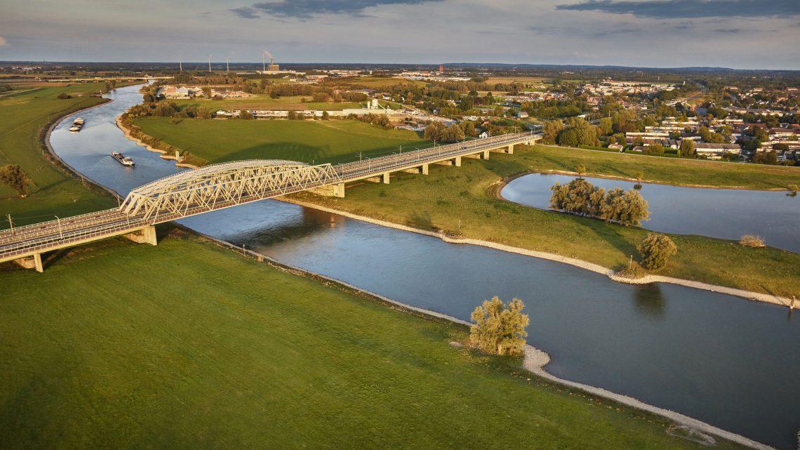Conceptplan Rivierklimaatpark en inspraakprocedure toegelicht tijdens drie inloopbijeenkomsten