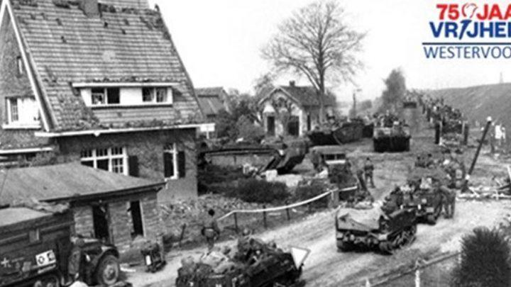 75 jaar bevrijding Westervoort