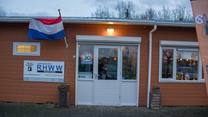 30 jaar Stichting Reddingshonden RHWW