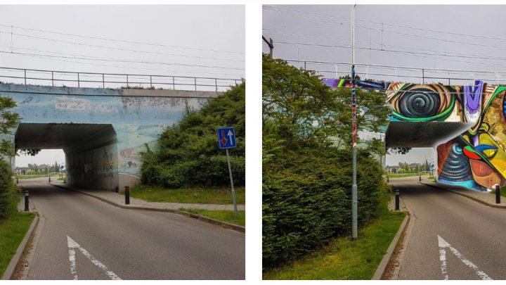 Nieuwe beschildering of oude ontwerp voor Biddle-brug?
